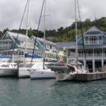 Island of Saint Lucia - Caribbean Sea