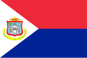 Saint Martin flag