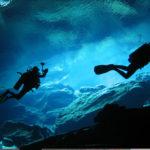 Playa del Carmen, Mexico - Cristalino Cenote - Scuba diving