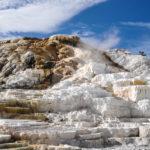 Yellowstone National Park, Wyoming, USA - Mammoth Hot Springs