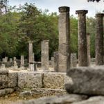 Katakolon, Greece - Visit to the Olympia archaeological site