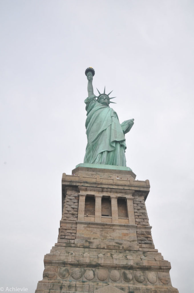 Usa Statue Of Liberty The Travelling Accountant