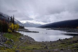 Jasper National Park, Canada - Medicine Lake