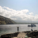 Big Island, Hawaii - Kealakekua Bay - Captain Cook monument