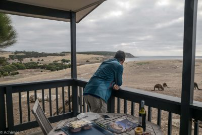 Kangaroo Island, Australia - Stokes Bay - Waves & Wildlife cottages