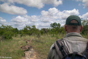 Kruger National Park, South Africa - Wolhuter Wilderness Trail